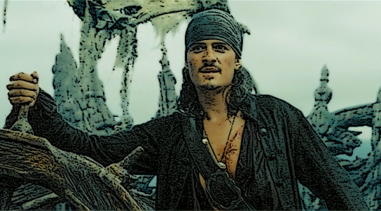Pirates des Caraïbes 5 : Le retour de William Turner ?